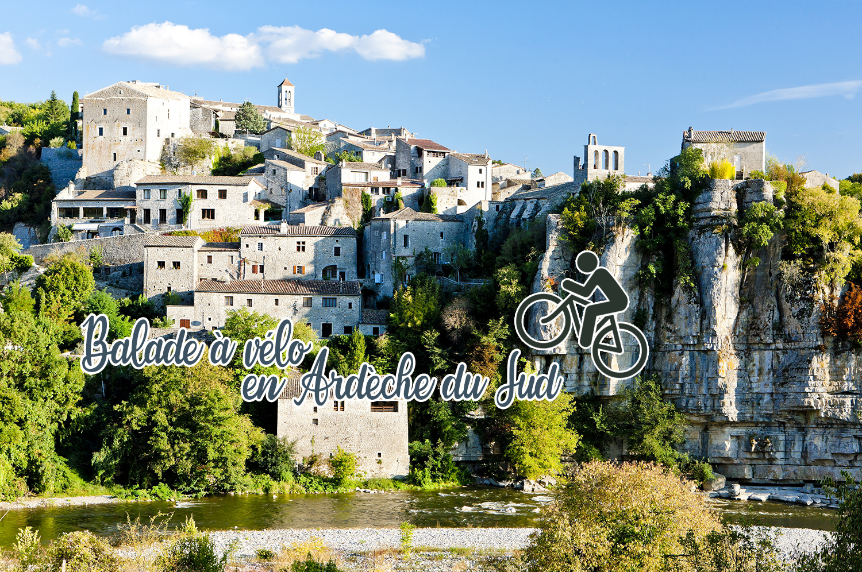Conseils pour une balade à vélo en Ardèche