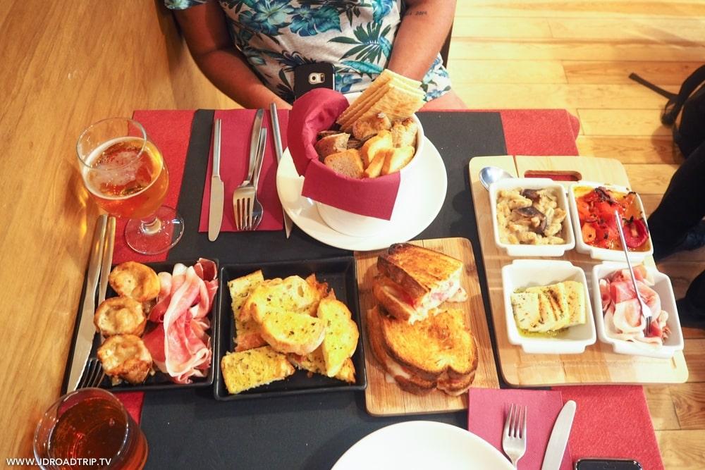 adresses où manger à Coimbra