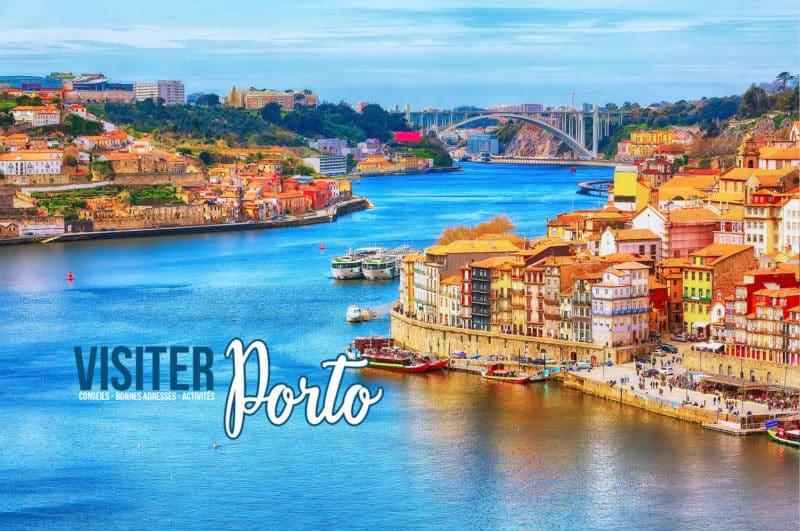 Visiter Porto en 3 jours et la vallée du Douro - JDroadtrip.tv