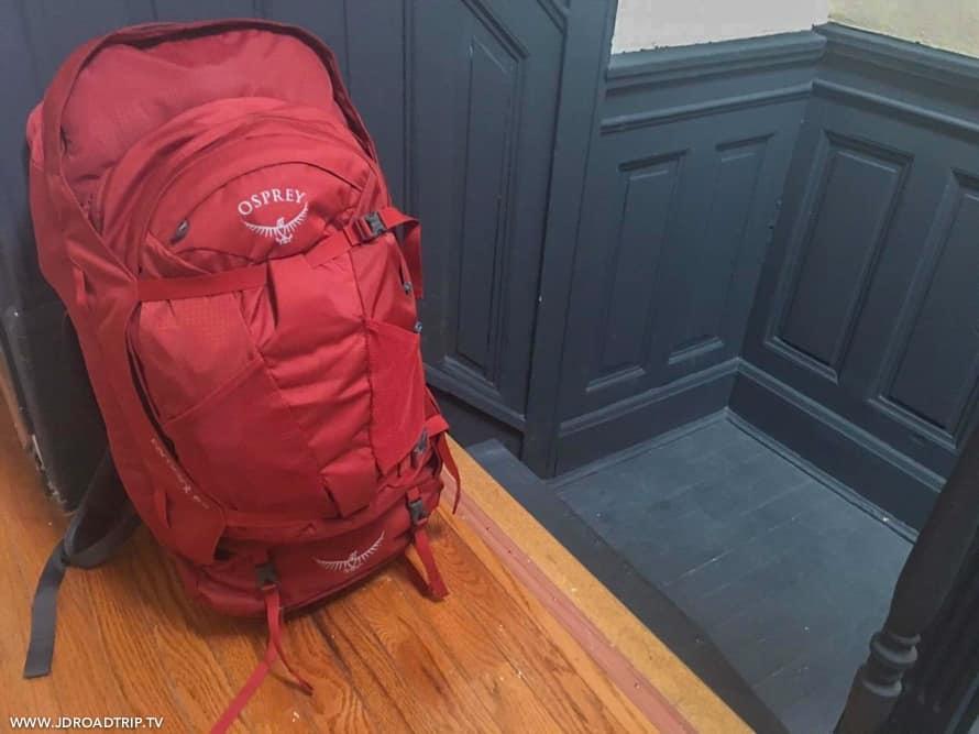 sac à dos Osprey Farpoint 55L