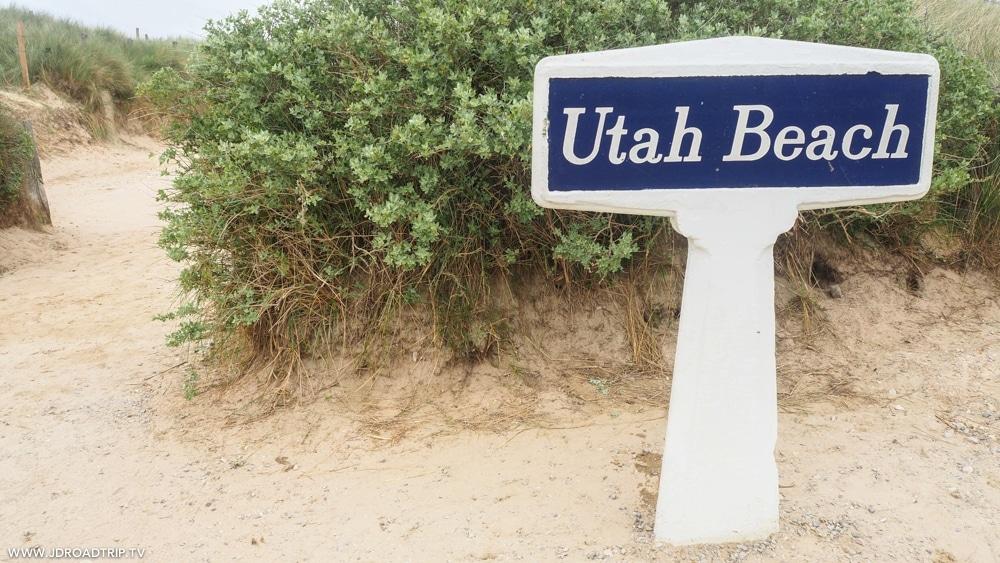 Visiter les plages du débarquement - Utah Beach