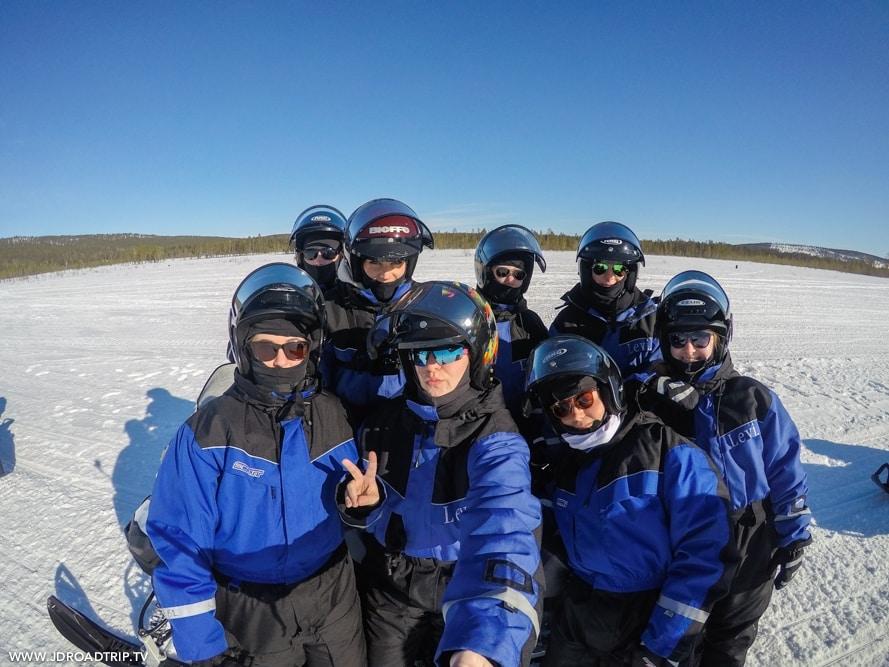 Laponie au féminin - Avril 2017