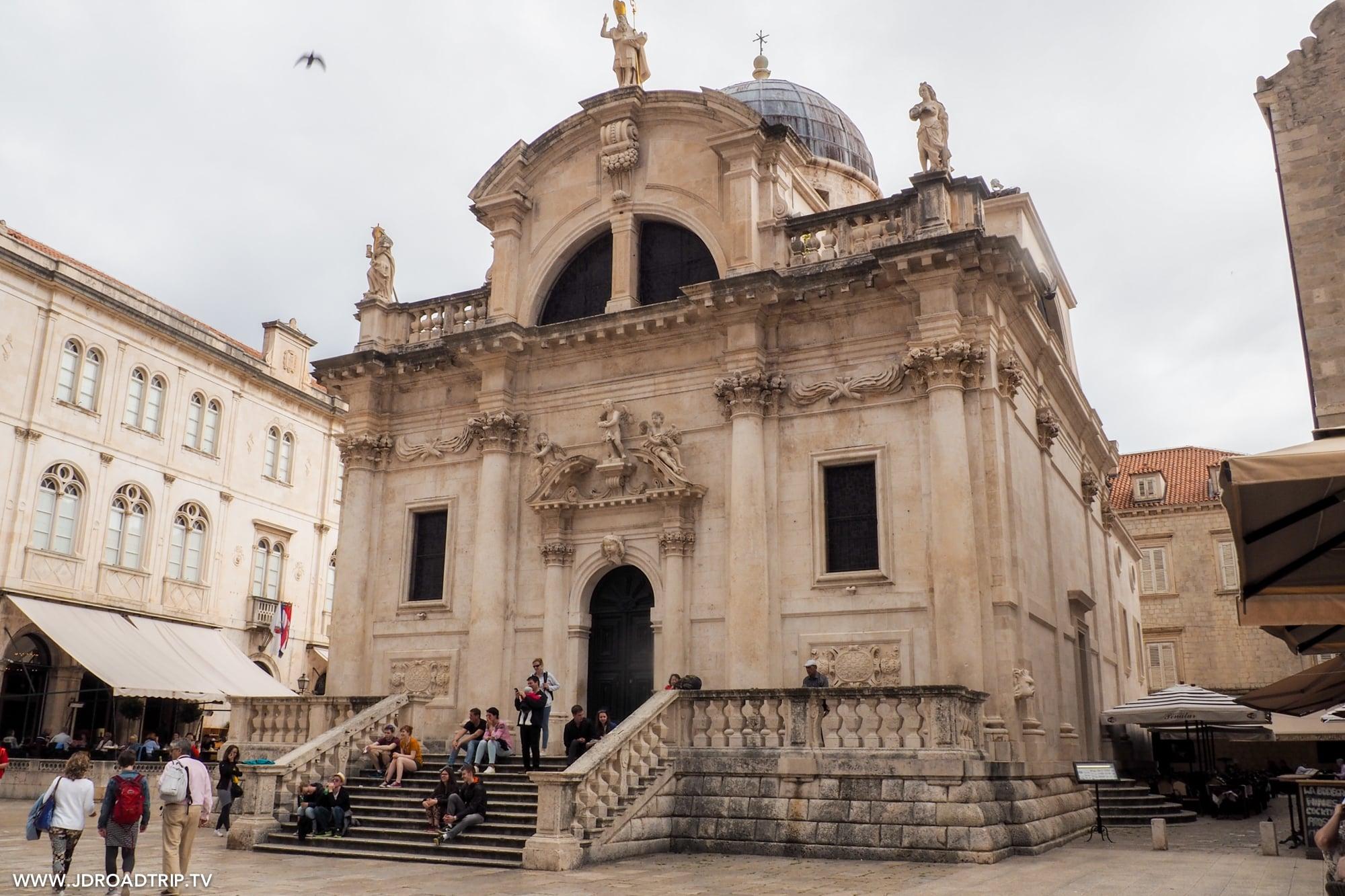 Visiter les îles entre Dubrovnik et Split - Dubrovnik