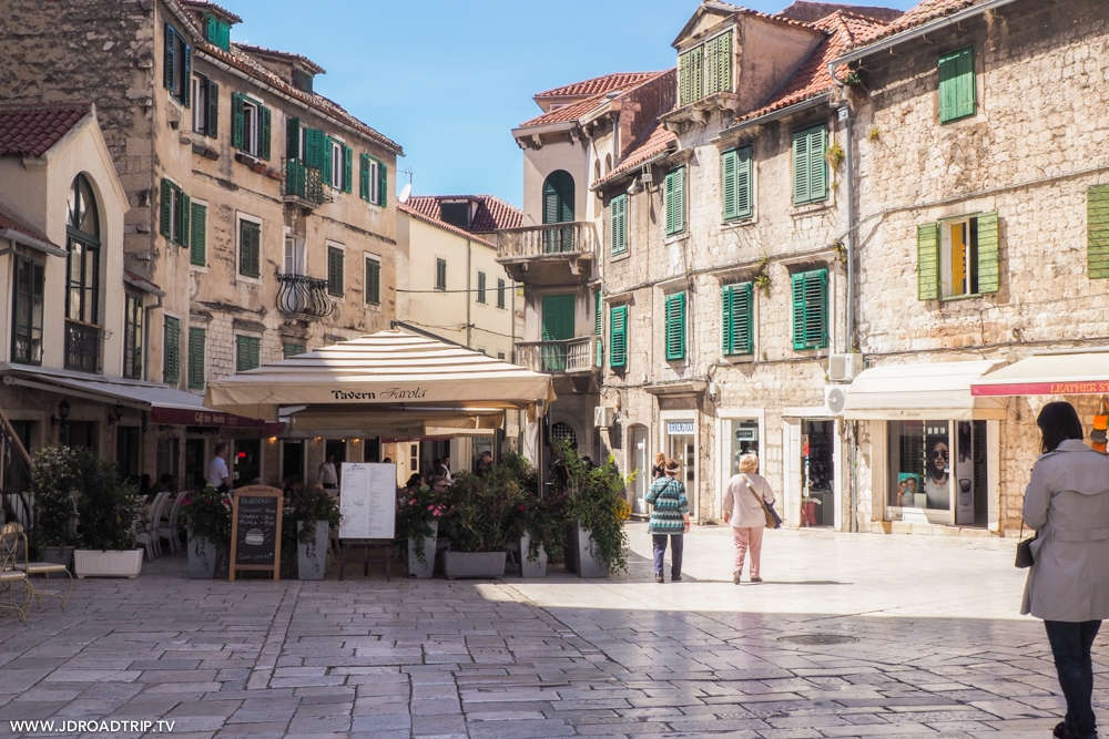 Visiter les îles entre Dubrovnik et Split - Split
