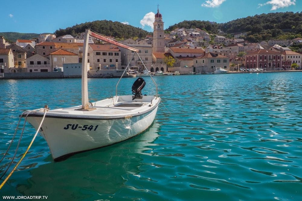 Visiter les îles entre Dubrovnik et Split - Brac