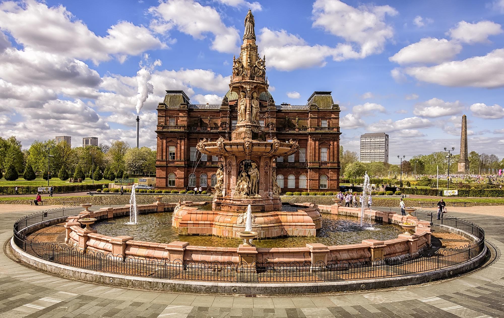 Lieux à visiter en Écosse - Glasgow