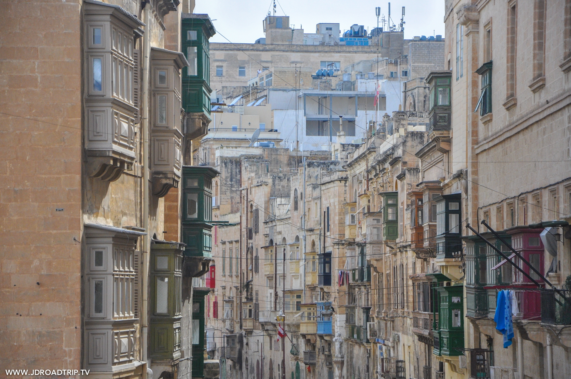 Visiter Malte en 4 jours - La Valette