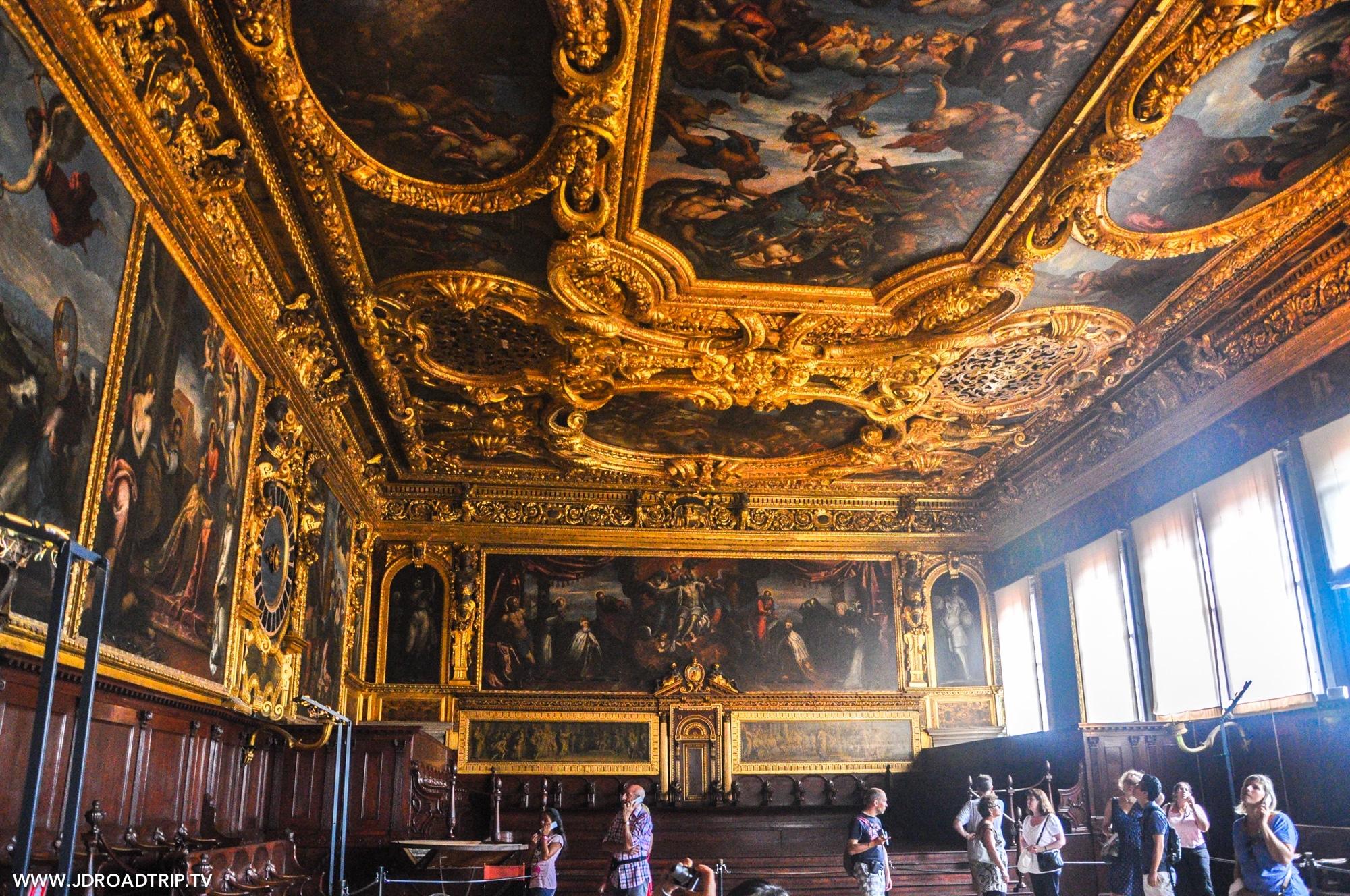 Visiter Venise en 3 jours - Palais des Doges