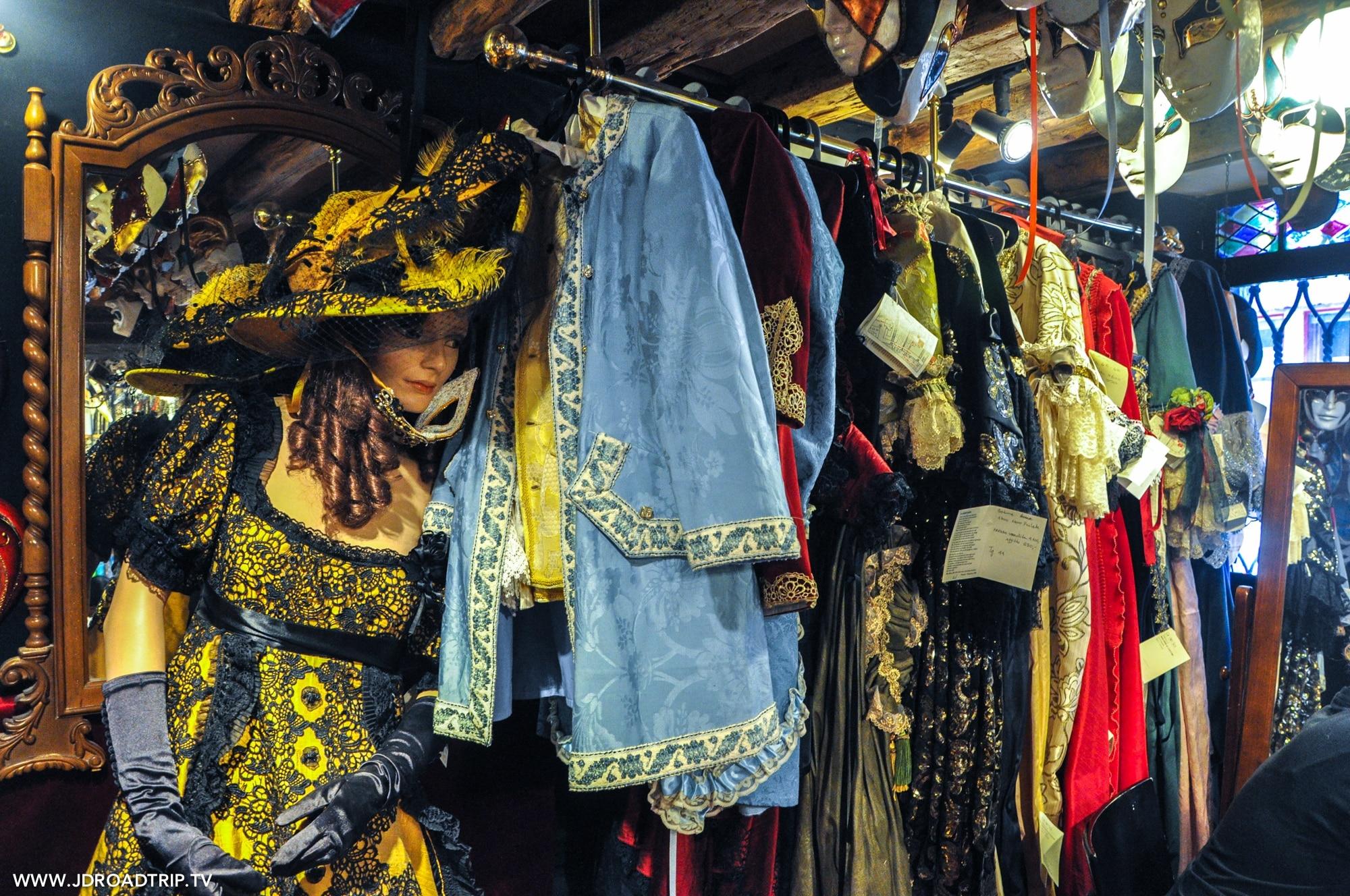 Visiter Venise en 3 jours - Carnaval Venise