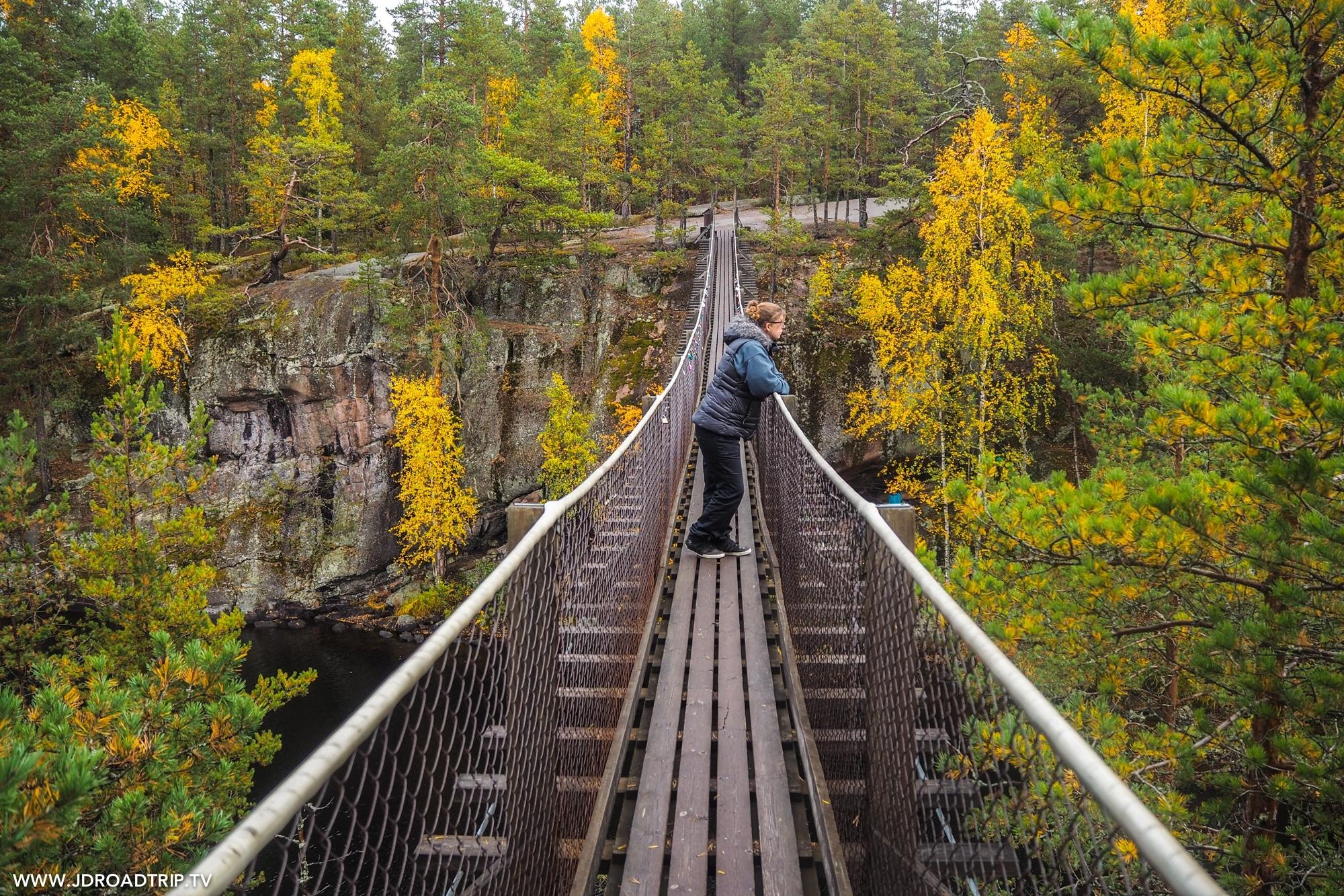 Voyager en solo - Finlande