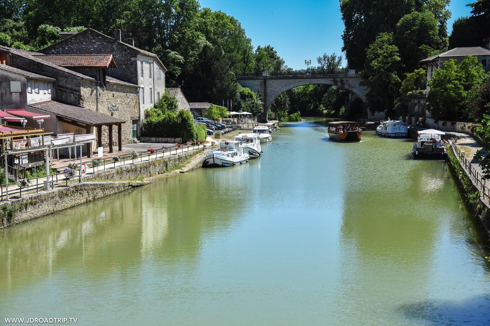 canal des 2 mers - Nérac