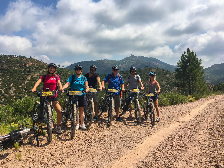 Activités à faire en Côte d'Azur - vélo électrique