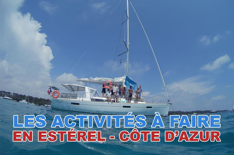 Les activités à faire en Côte d'Azur le temps d'un week-end