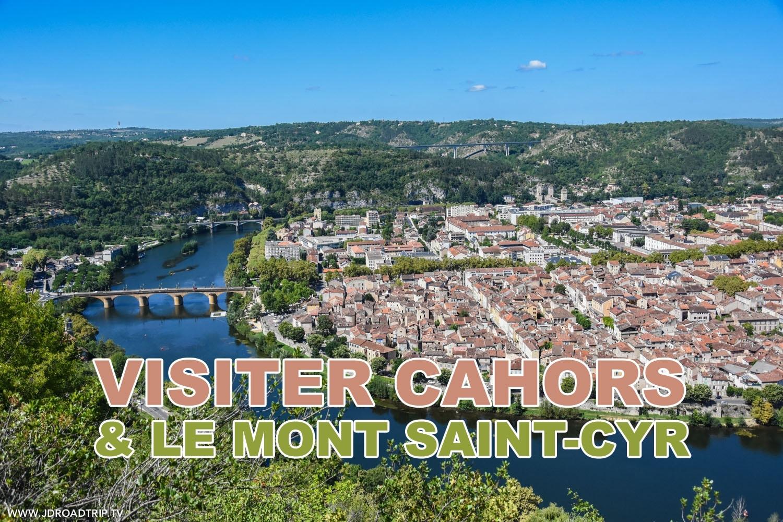 Visiter Cahors et ses environs le temps d'un week-end
