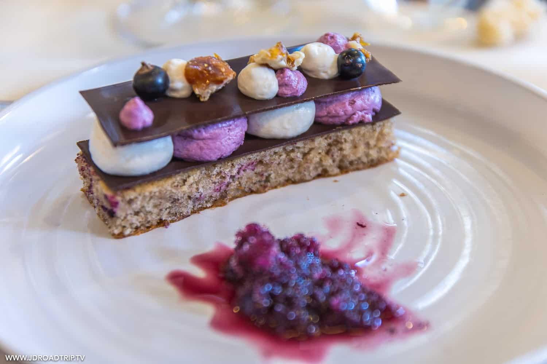 Visiter Cahors - Restaurant Haute-Serre