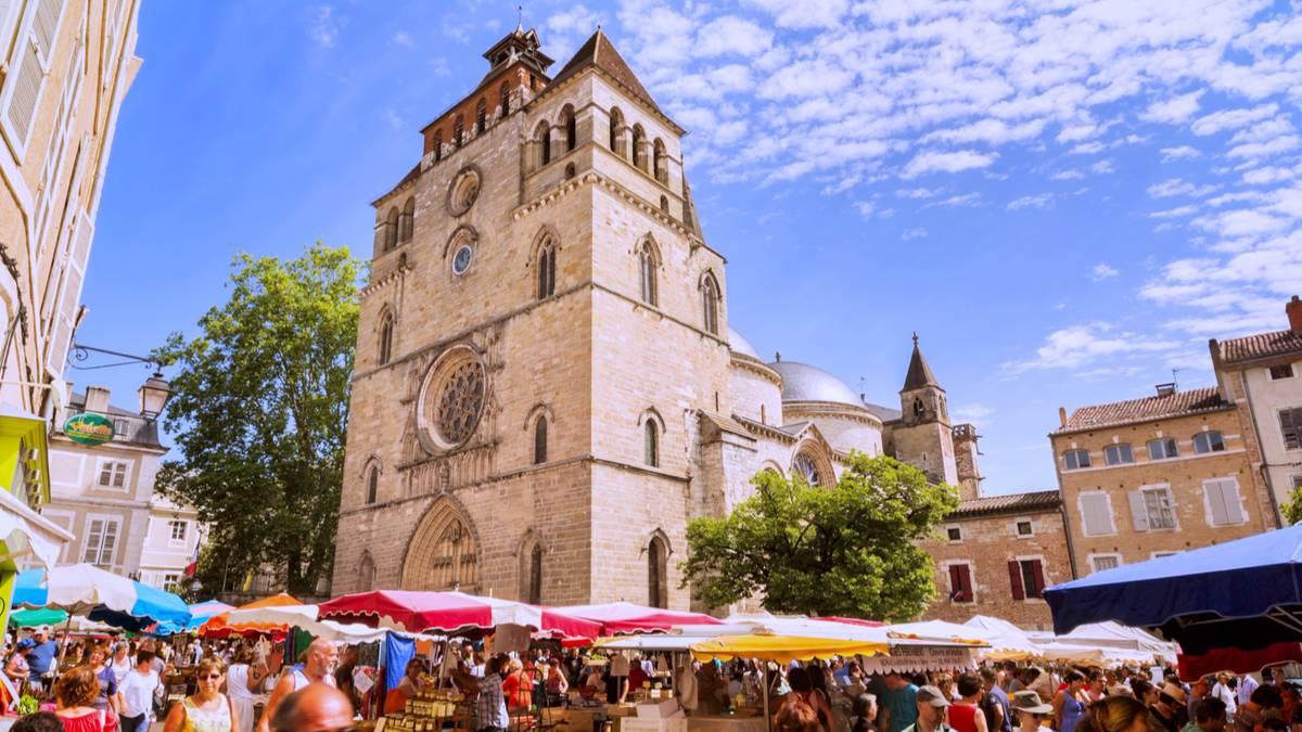 Visiter Cahors et ses environs