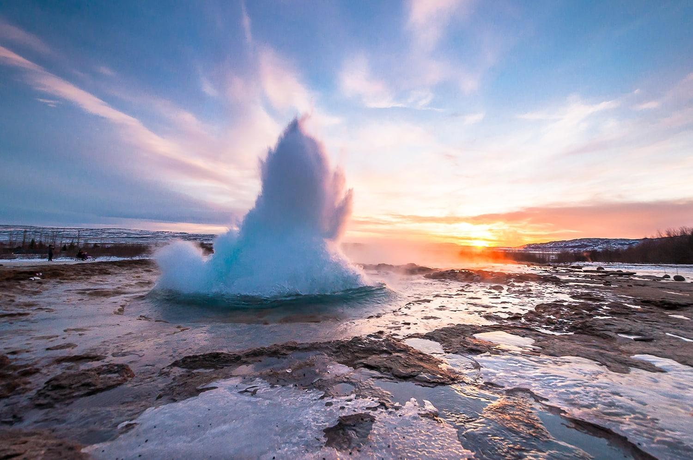Lieux incontournables en Islande - Geysir