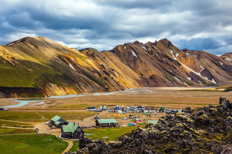 Lieux incontournables en Islande -