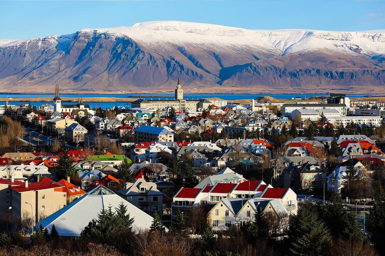 Lieux incontournables en Islande - Reykjavik