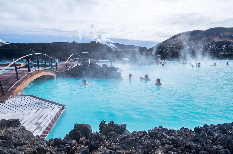 Lieux incontournables en Islande - Blue Lagoon