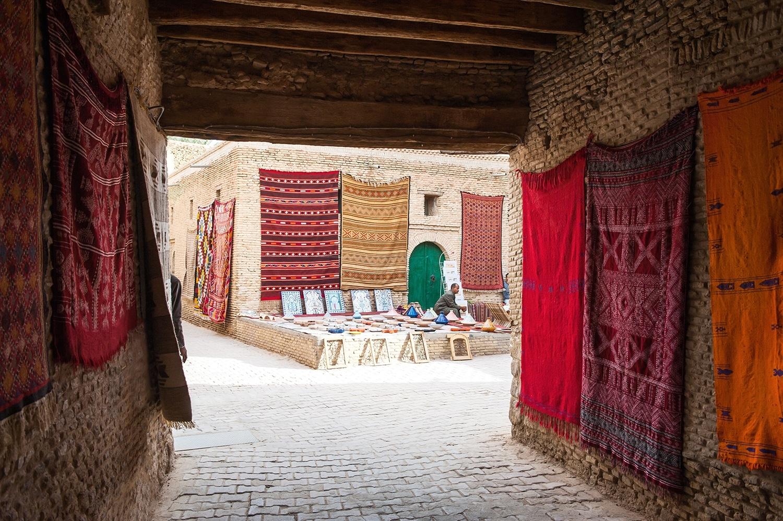 Lieux à visiter en Tunisie - Tozeur