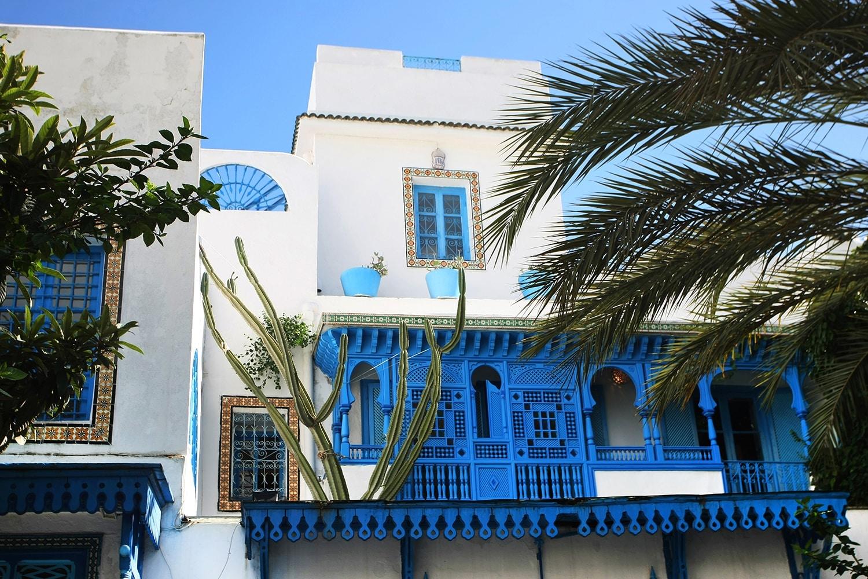 Lieux à visiter en Tunisie - Sidi Bou Saïd