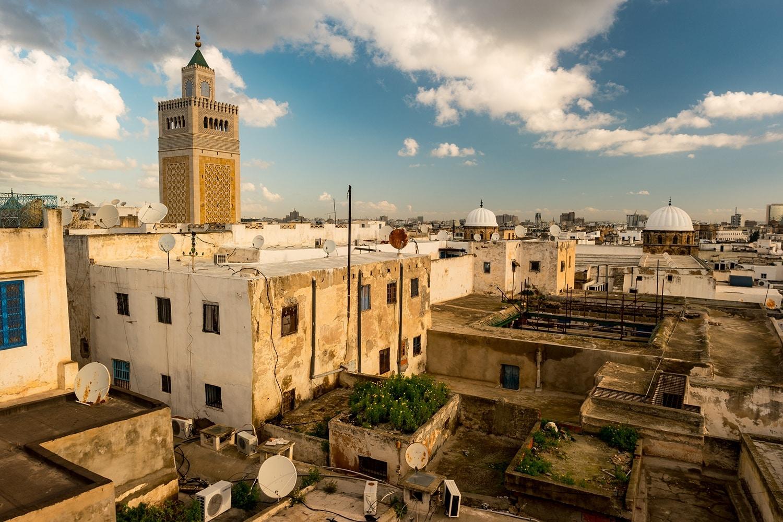 Lieux à visiter en Tunisie - Tunis