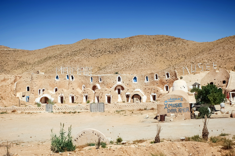 Lieux à visiter en Tunisie - Matmata