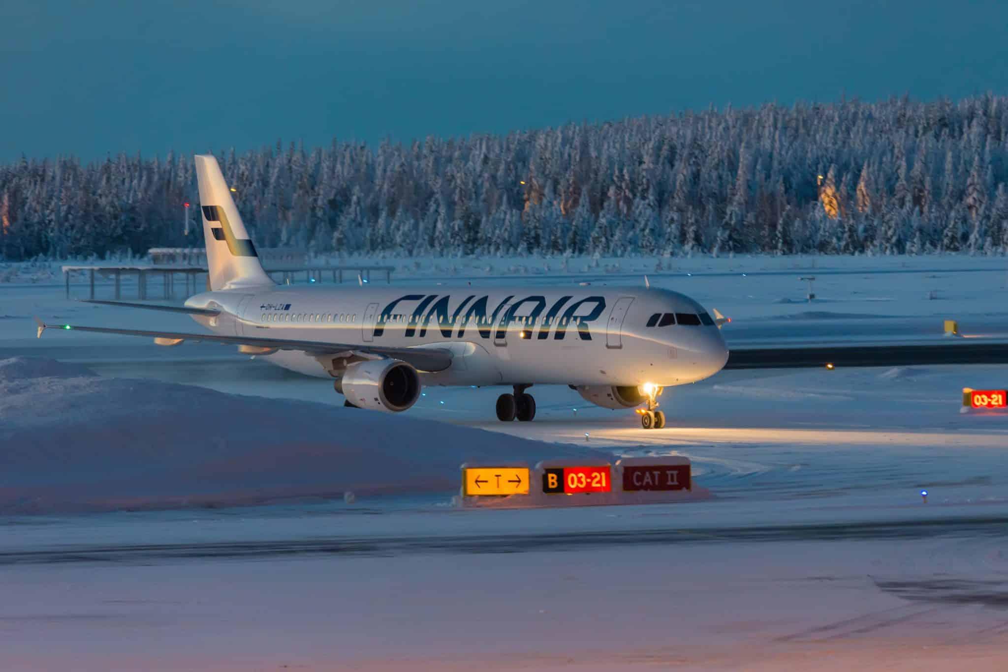 Gagner 2 billets d'avion pour la Laponie finlandaise