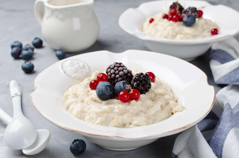 Spécialités culinaires en Laponie - Porridge