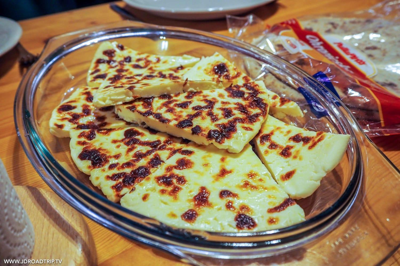 Spécialités culinaires en Laponie - Fromage