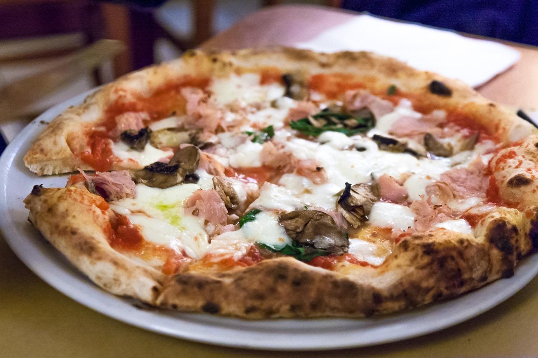 Bonnes adresses où manger à Naples - Pizza