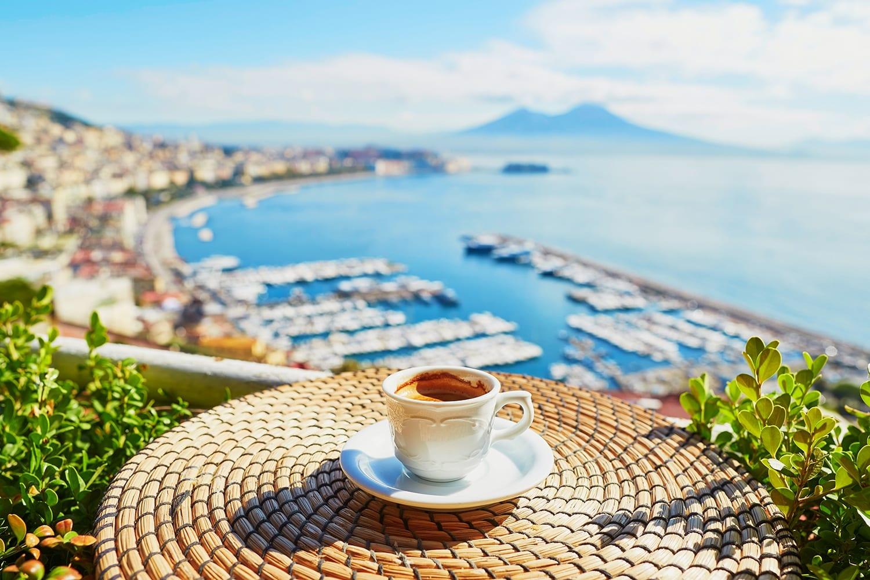 Bonnes adresses où manger à Naples - Café