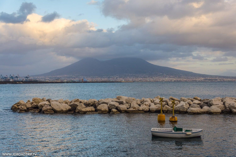visiter Naples - Vue