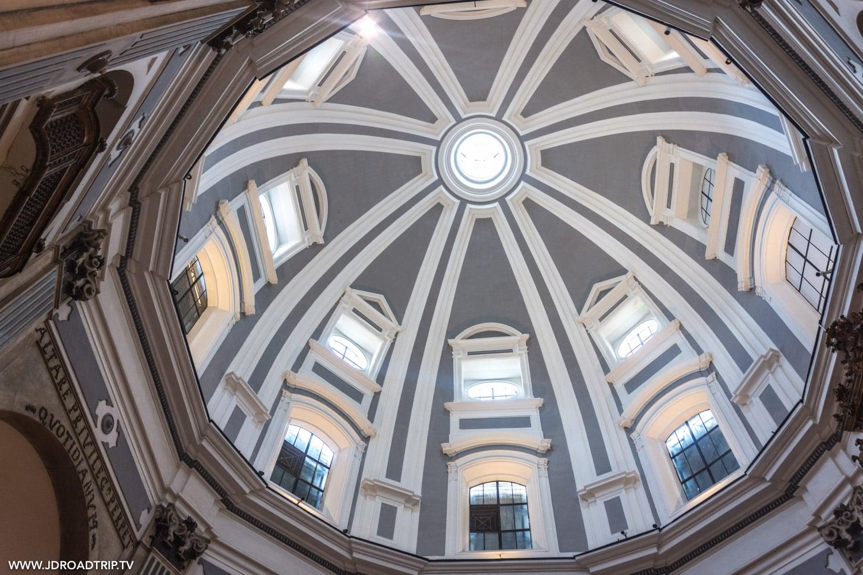visiter Naples - église misericordia