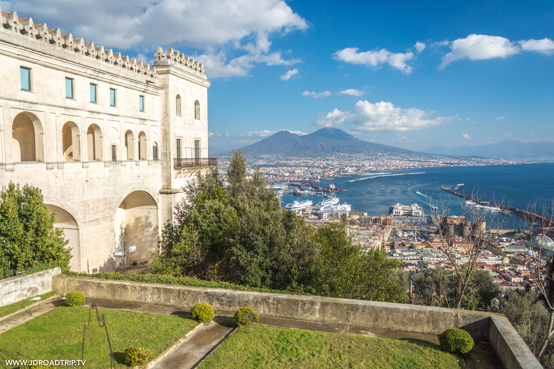 Visiter Naples en 6 jours - San Martino