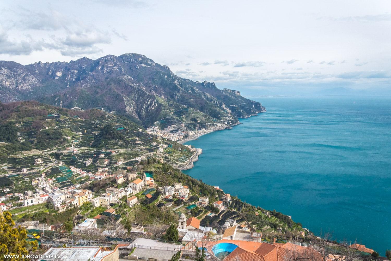 Visiter Naples en 6 jours - Côte Amalfitaine
