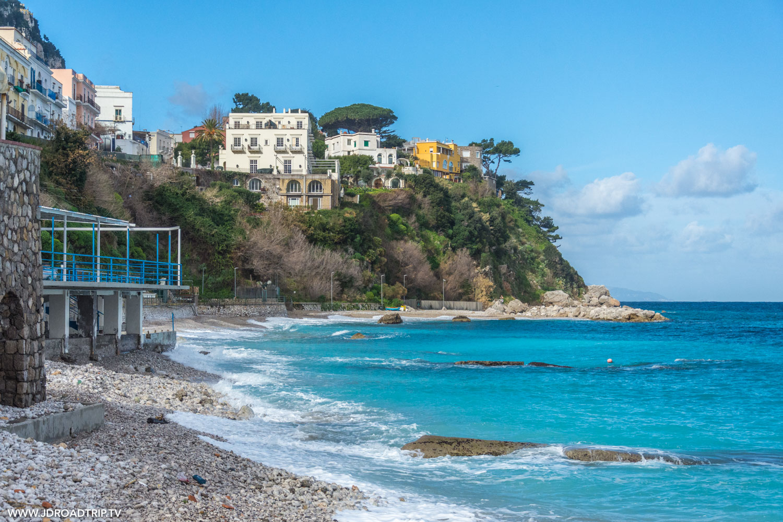 visiter Naples - Capri