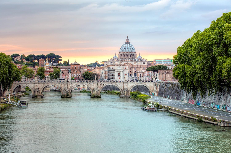 Visiter Rome en 4 ou 5 jours - Basilique Saint-Pierre