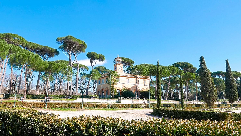 Visiter Rome en 4 ou 5 jours - Villa Borghèse