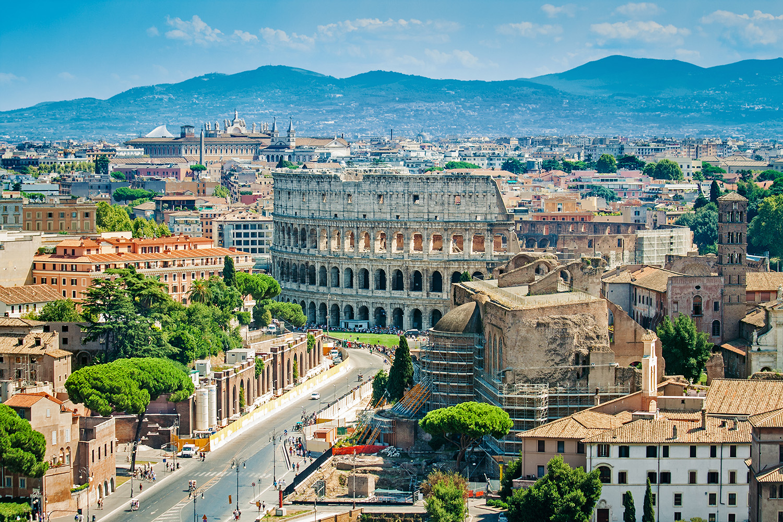 Visiter Rome en 4 ou 5 jours
