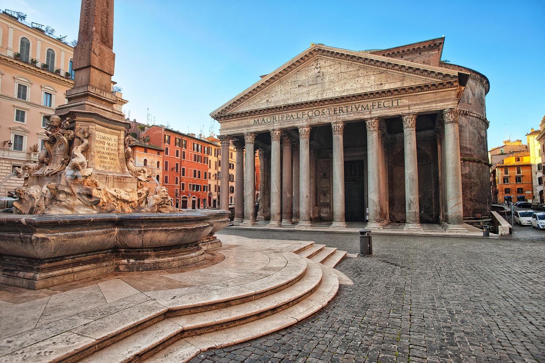 Visiter Rome en 4 ou 5 jours - Panthéon