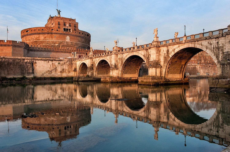 Visiter Rome en 4 ou 5 jours - Castel San'Angelo