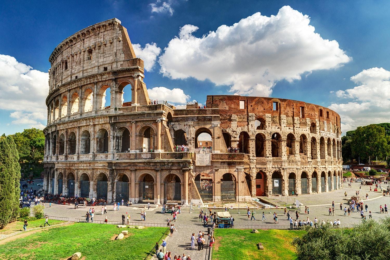 Visiter Rome en 4 ou 5 jours - Colisée