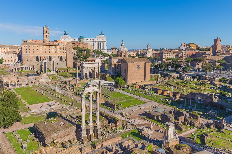 Visiter Rome en 4 ou 5 jours - Forum romain