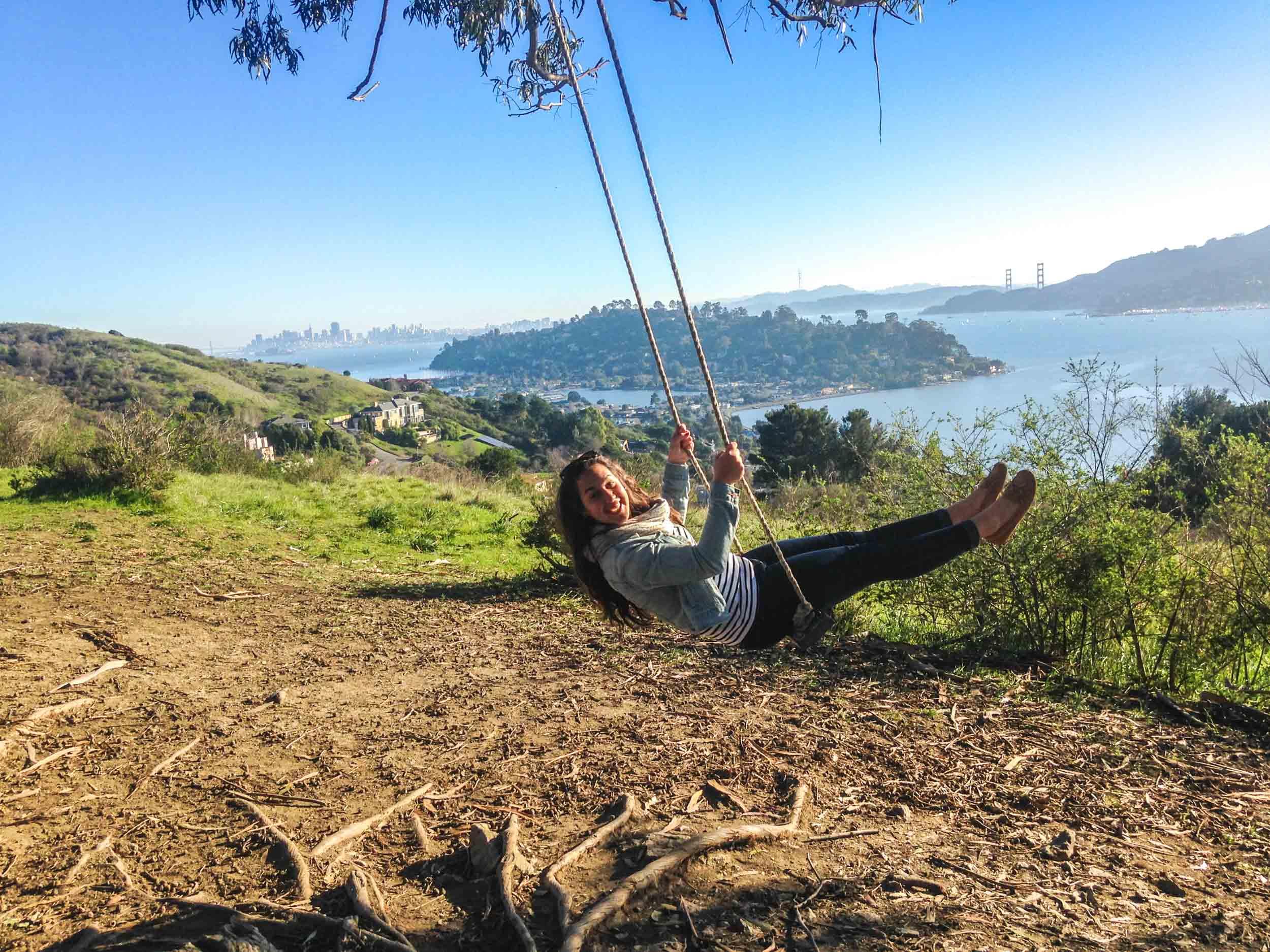 expérience au pair à San Francisco