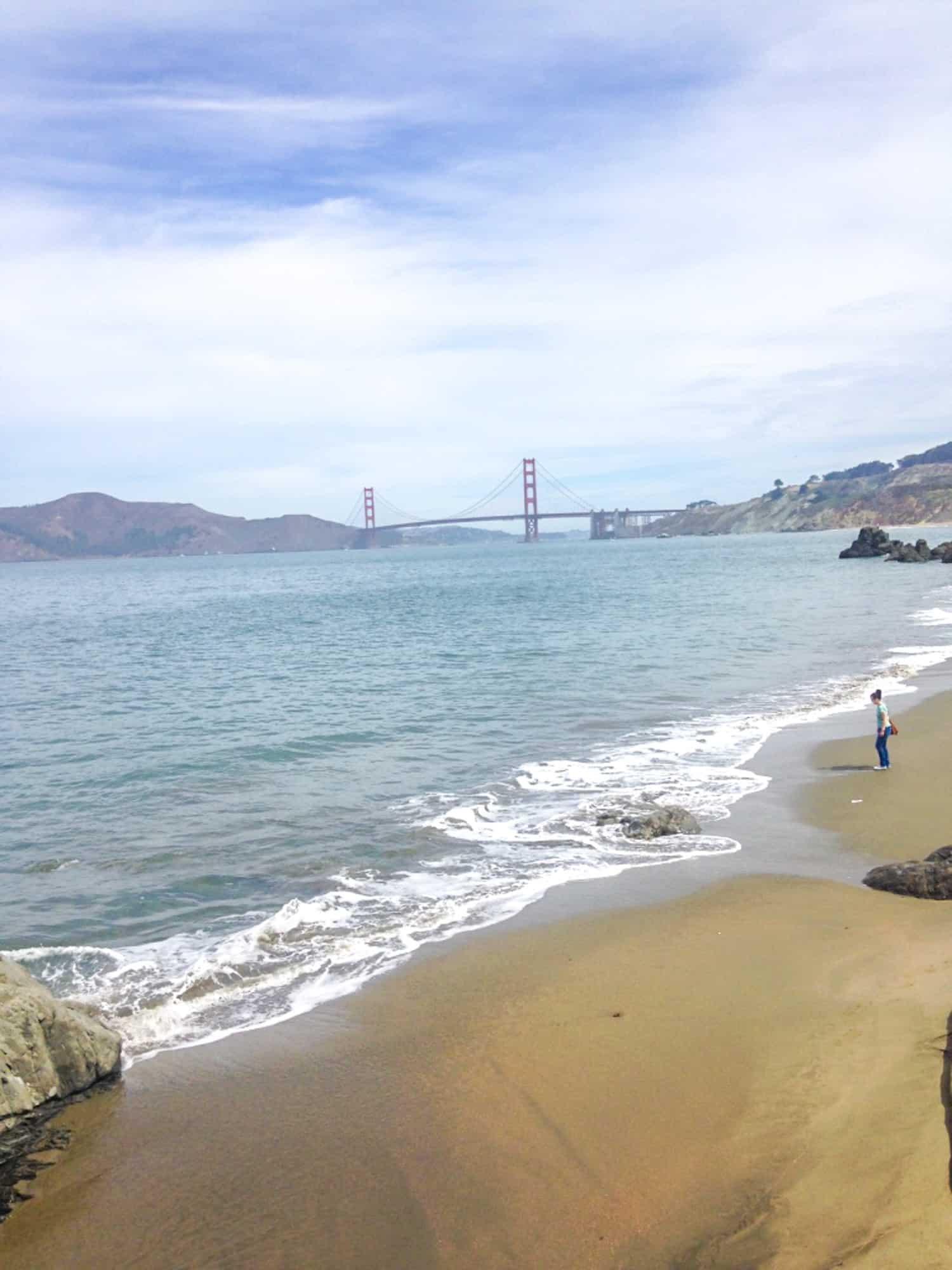 l'expérience au pair à San Francisco