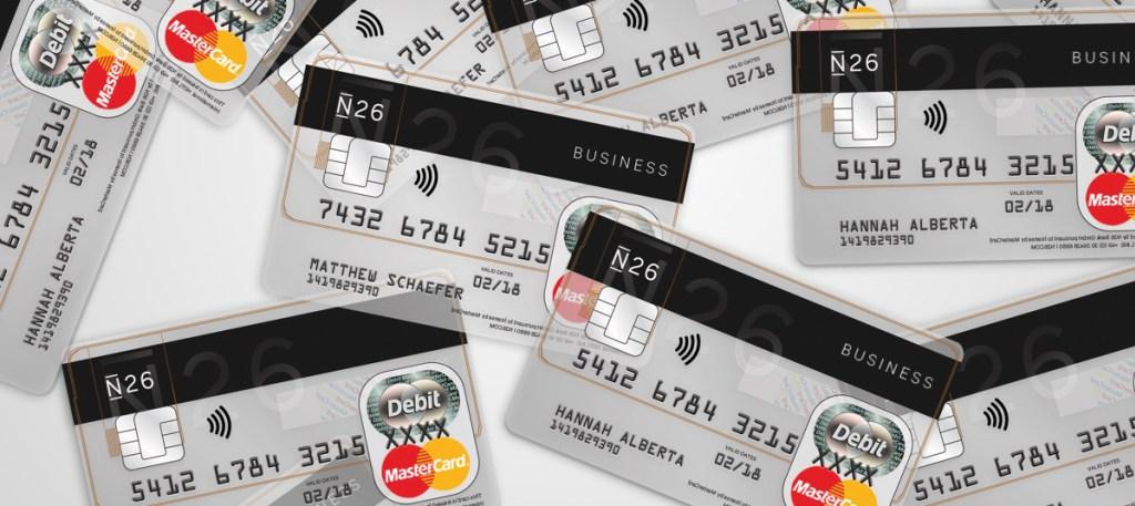 voyager et limiter les frais bancaires avec la carte n26. Black Bedroom Furniture Sets. Home Design Ideas