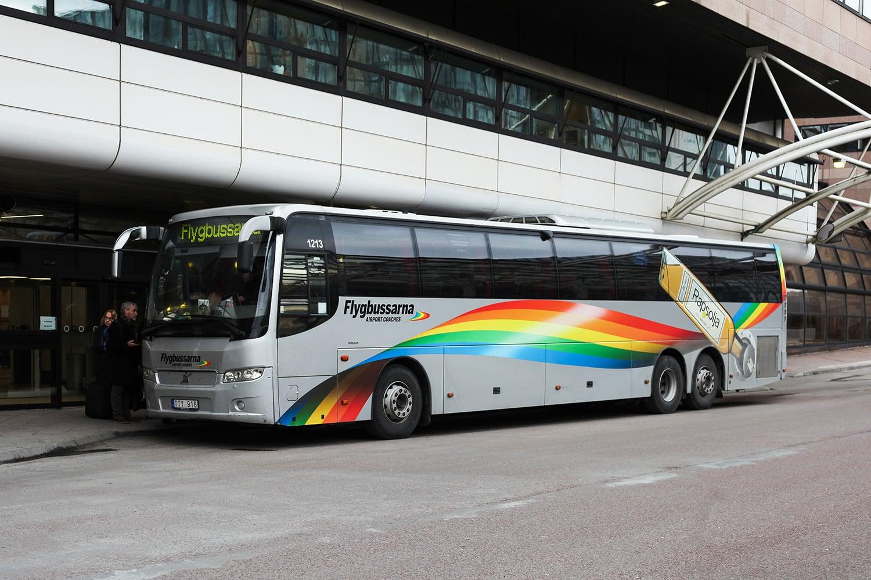 Conseils pour organiser son séjour à Stockholm - Bus aéroport