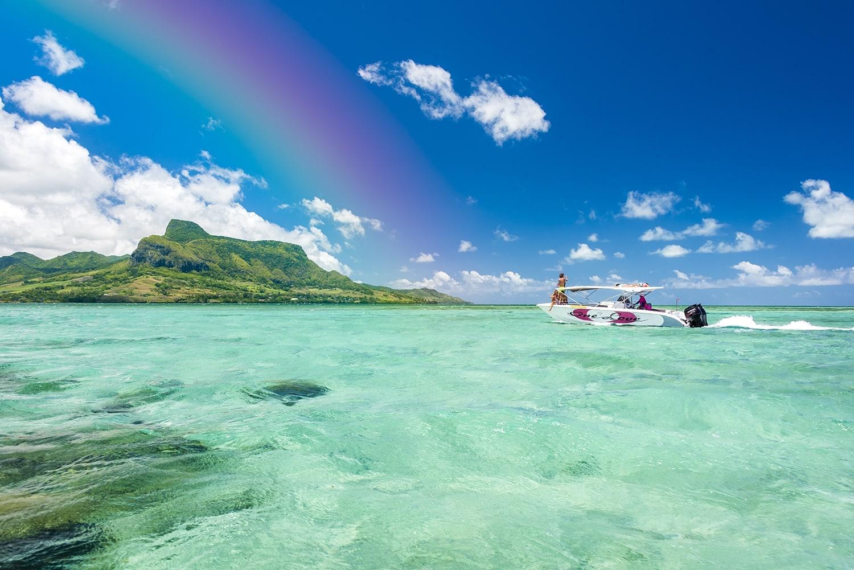 partir à l'île Maurice en hiver